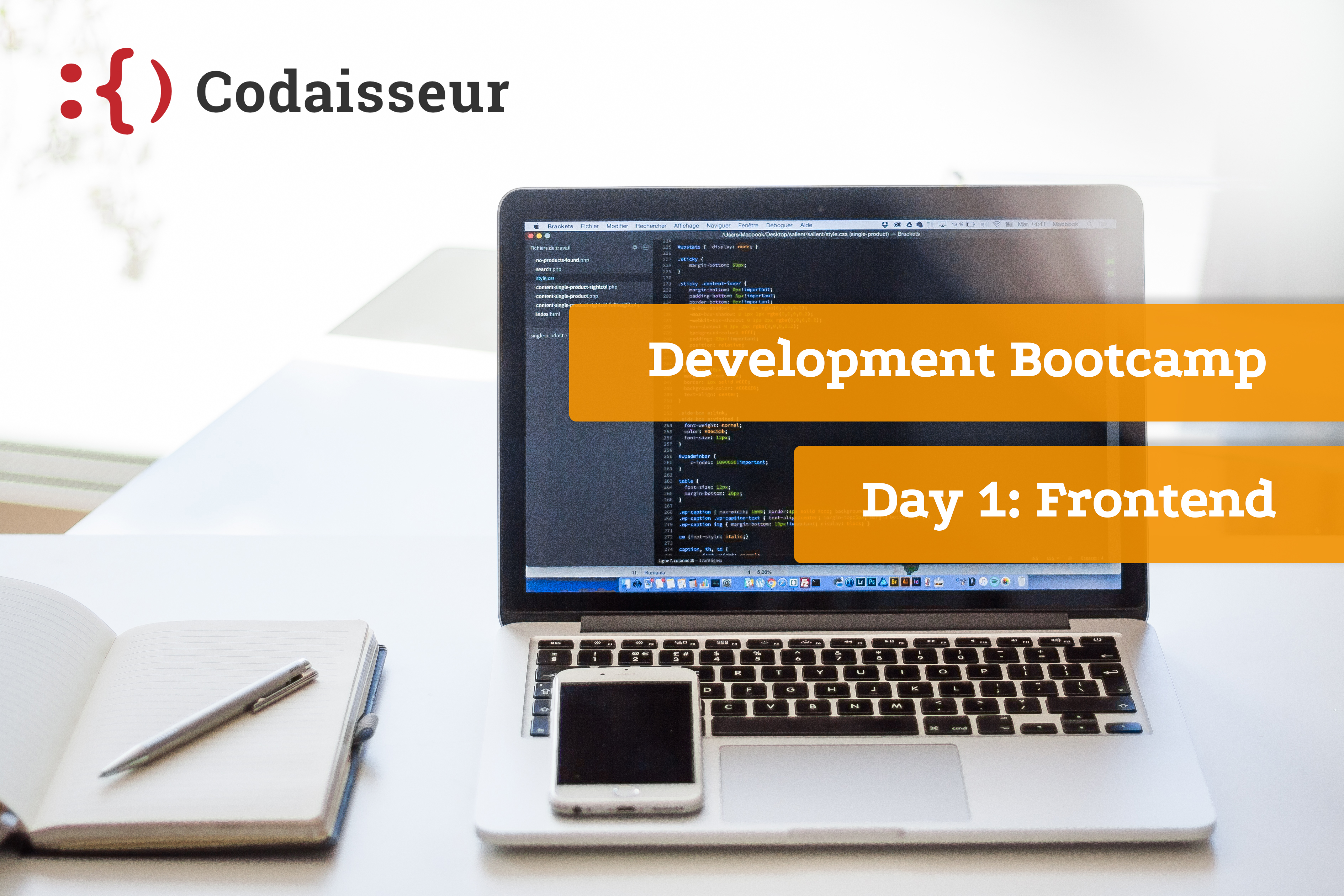 Day 1: Frontend